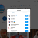 Rohit Sharma Unfollowed Virat Kohli on Instagram