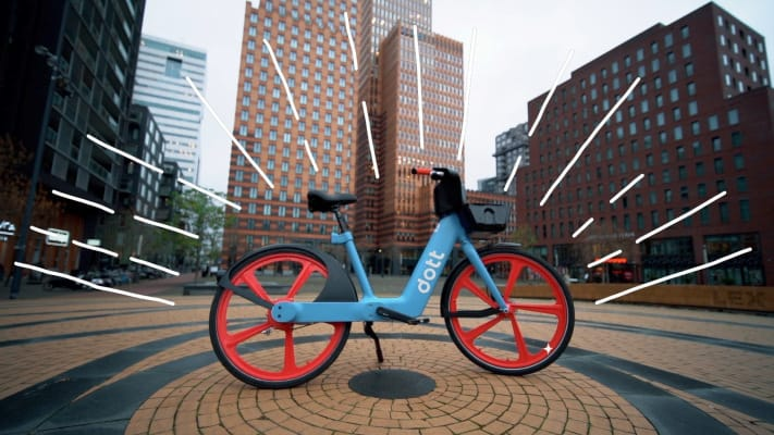 Dott to expand beyond e-scooters with bike-sharing service – NewsNifty