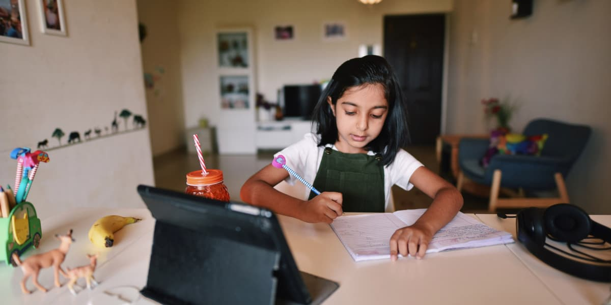 Kids are sick of Zoom too—so their teachers are getting creative