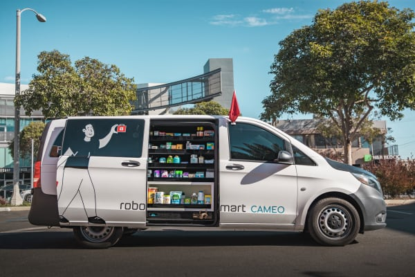 Robomart launches its mobile convenience store in beta for West Hollywood residents – NewsNifty