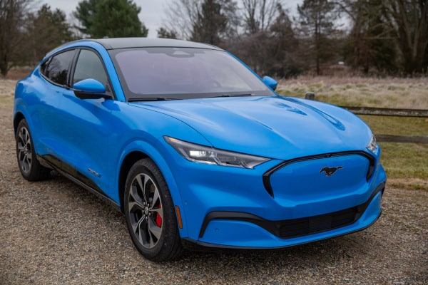 The 2021 Ford Mustang Mach-E disappoints in our first drive – NewsNifty
