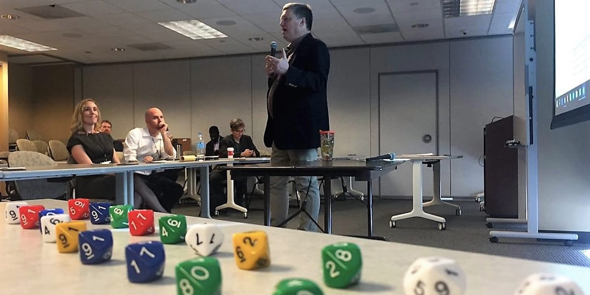 The key to future election security starts with a roll of the dice
