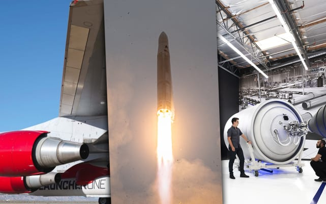 Three different space launch companies –three very different approaches to solving for cost and efficiency – NewsNifty