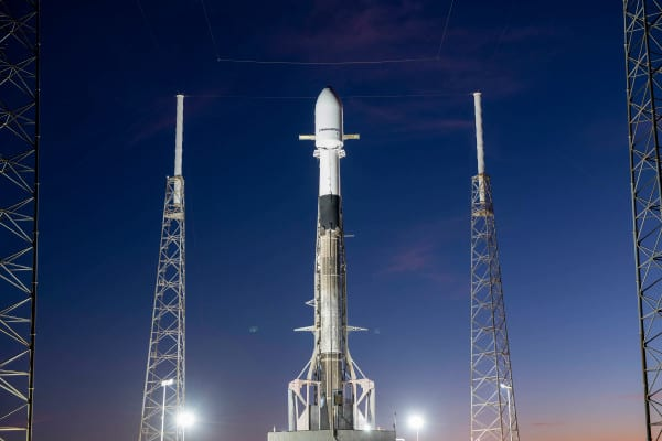 Watch SpaceX launch a SiriusXM broadcasting satellite live during its 25th flight of 2020 – NewsNifty
