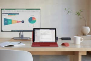 Microsoft's latest business-focused Surface is focused on remote work – TechCrunch