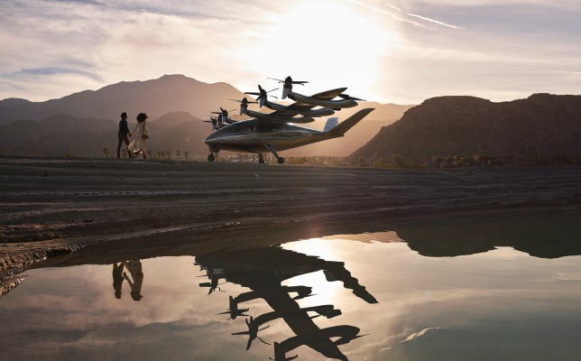Archer Aviation aims to launch network of urban air taxis in Los Angeles by 2024 – TechCrunch