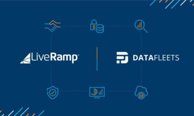 Encrypted data handling startup DataFleets acquired by LiveRamp for over $68M – TechCrunch